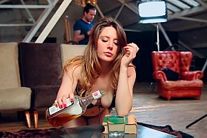 drunk strip poker with mom and sons friends7