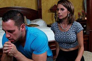 wife forced by neighborhood boys