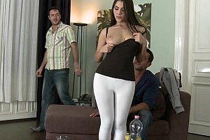 wife mature young stud